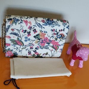 Beautiful Floral Crosdbody Bag from Tory Burch